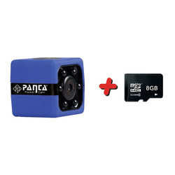 Panta Pocket Cam HD Mini Kamera - GRATIS 8 GB Micro SD Speicherkarte
