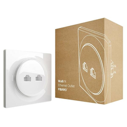 FIBARO Walli N Ethernet Outlet