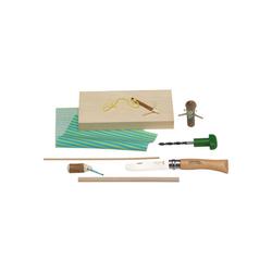 Opinel Messer Kosmos Bastelbox SCHNITZEN, inkl. Kindermesser