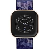 Fitbit Versa 2 Special Edition blau / rosa
