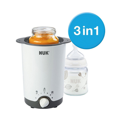 NUK Babyflasche Flaschenwärmer Thermo 3in1