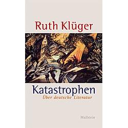 Katastrophen. Ruth Klüger  - Buch