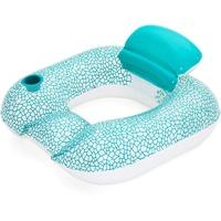 BESTWAY Luftmatratzen Sessel Flip Pillow Lounge 102 x 94 cm, Sortiert, color