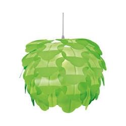 Salle d'étude LED 7 watts suspension lampe verte fleur enfichable suspension bricolage en acier