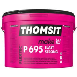 Thomsit PCI P 695 Hartelastischer Klebstoff für Massiv- und Fertigparkett 16kg
