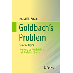 Goldbach's Problem als Buch von Michael Th. Rassias