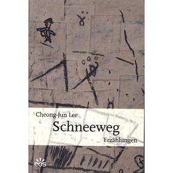 Schneeweg als Buch von Cheong-Jun Lee