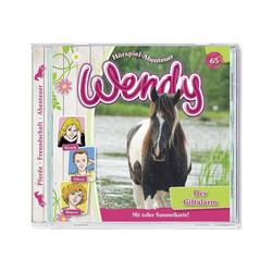 Kiddinx Hörspiel CD Wendy - Der Giftalarm 65
