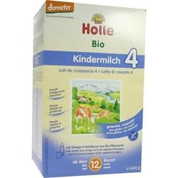 HOLLE Bio Kindermilch 4 600 g