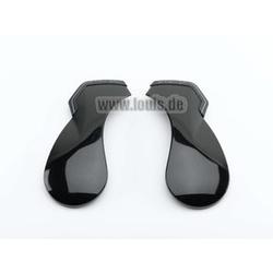 Probiker Seitendeckel KX3 / KX4 grau UNI