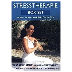 Stresstherapie Box Set, 2 Audio-CD