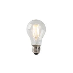 LED Lampe A60 E27 3W 2200K durchsichtiges Filament
