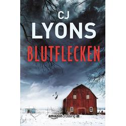 Blutflecken als Buch von C. J. Lyons
