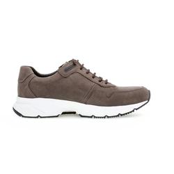 Pius Gabor Sneaker aus Rauleder grau, Gr. 11, Rauleder - Herren Schuh