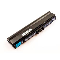 MobiloTec Akku kompatibel mit Acer Ferrari One 200 Laptop-Akku
