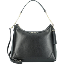 DKNY Polly Hobo Schultertasche 31 cm blk/gold