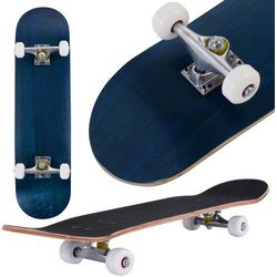 COSTWAY Skateboard Skateboard blau