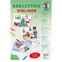 Ursus Kreuzstichvorlagen für Kinder Weihnachtszeit,