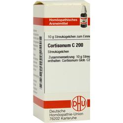 CORTISONUM C 200 Globuli