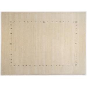 THEKO Gabbeh-Teppich Lori Dream 3961 beige 200 cm x 300 cm