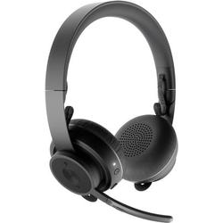 Logitech Brio 4K-Webcam inkl. Headset Zone Wireless