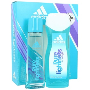 Adidas Pure Lightness Set Edt 75 ml + Shower Gel 250 ml