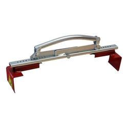 Plattenheber vz, 300 - 500 mm, Backen: 100 x 23 mm
