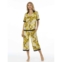 DKNY Pyjama Capri-Pyjama (2 tlg) XS = 34/36