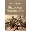 Bismarck-Bibliografie als Buch von Arthur Singer