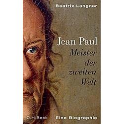 Jean Paul. Beatrix Langner  - Buch