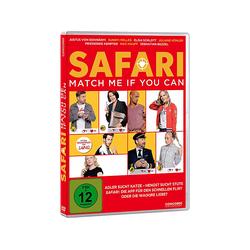 Safari - Match Me If You Can DVD