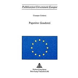Paganino Gaudenzi. Giuseppe Godenzi  - Buch