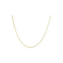 JuwelmaLux Collier Collierkette Gold