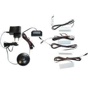 Basispreis* LED-Beleuchtung, 4er Set ¦ Maße (cm): B: 11 H: 5 T: 27