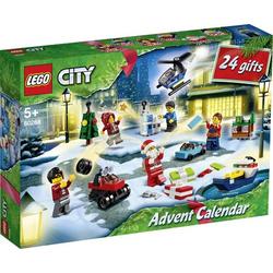 LEGO® City 60268 LEGO® City Adventskalen