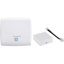 Homematic IP Funk Set Garagentor inkl. Access Point & Garagentorantrieb