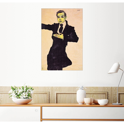 Posterlounge Wandbild, Max Oppenheimer 60 cm x 90 cm