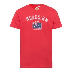 ROADSIGN australia T-Shirt Flag of Australia rot M (48/50)