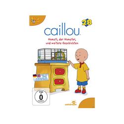 Caillou 28: Hamsti, der Hamster und weitere Geschichte DVD