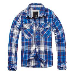 Brandit Flanellhemd Hemd Check Shirt S