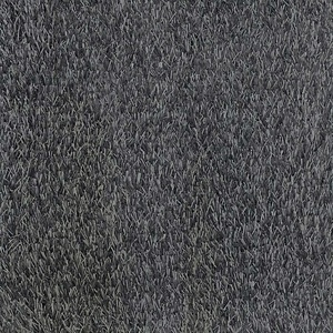 Classis Carpets Infinity Grass Rasenteppich World of Colors  (200 x 133 cm, Anthracite Iron, Ohne Noppen)