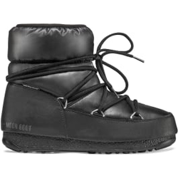 Moon Boot - Moon Boot Low Nylon WP Black - Après-ski - Größe: 37