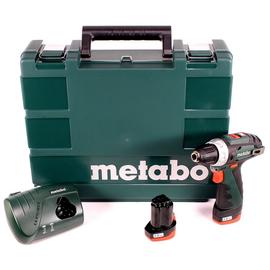 METABO PowerMaxx BS Basic inkl. 2 x 2,0 Ah 600080500