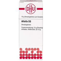 ALFALFA D 3 Globuli 10 g