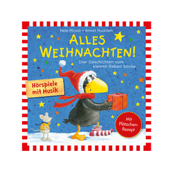 Rabe Socke - Alles Weihnachten!...U.W.Geschichten (CD)