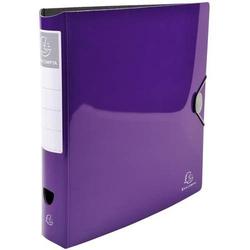 Ordner Iderama A4 75mm PP violett