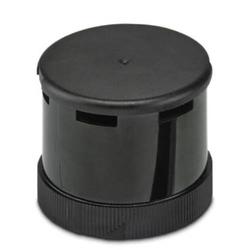 Phoenix Contact 2702997 Miniatur Sirene Geräusch-Entwicklung: 102 dB Spannung: 24V Dauerton, Interv