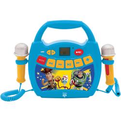 Lexibook® Toy Story - Mein erster digitaler Karaoke Player Stereoanlage