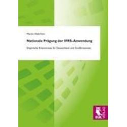 Nationale Prägung der IFRS-Anwendung als Buch von Martin Wehrfritz
