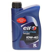 ELF Evolution 700 STI 10W-40 1 Liter Dose